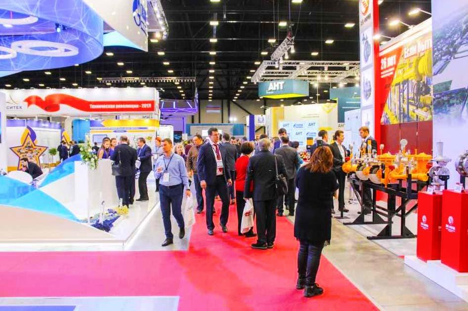 Trade Show London exhibitors hostess