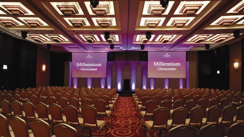 conference hotels London Millennium Gloucester