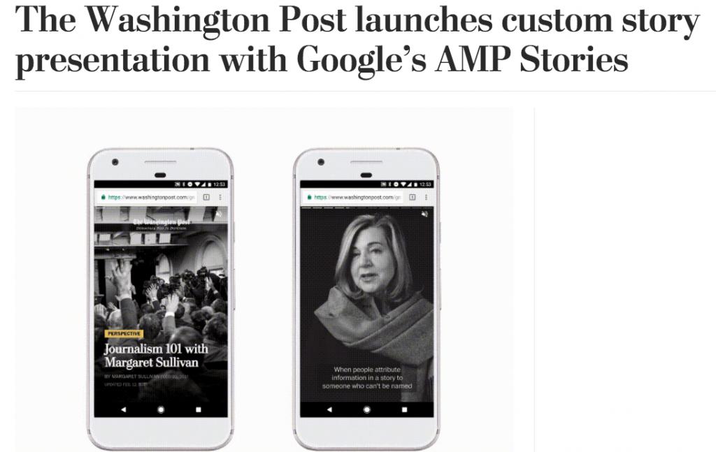 amp stories, google amp, google amp stories, content, staffing