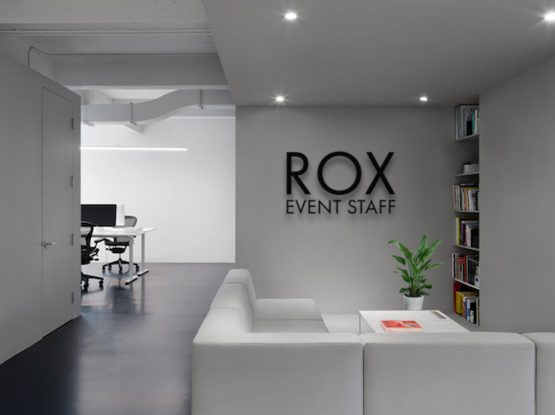 Rox Events Staff Office View