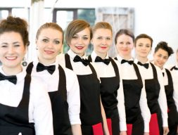 hospitality staff agency london